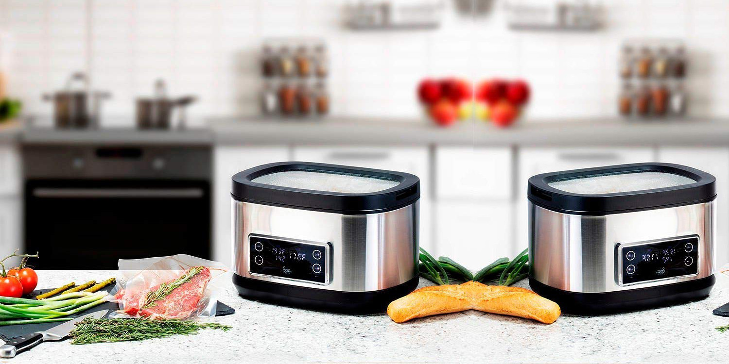 Monoprice's Sous Vide Water Oven now $30 (Reg. $100) + Anova deals from $70