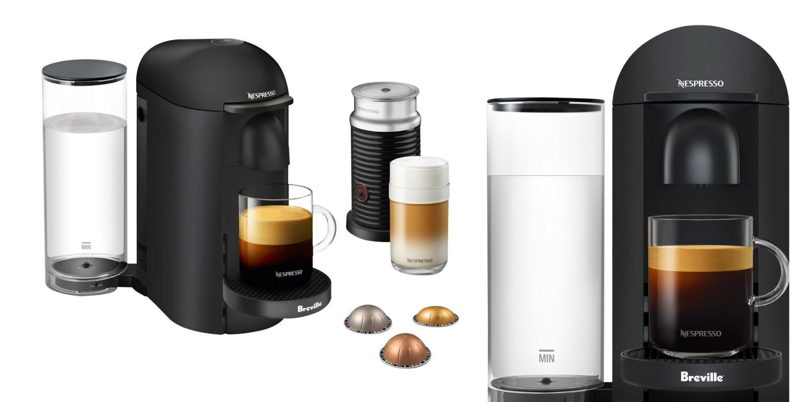 Nespresso's VertuoPlus Espresso Maker is up to $140 off today at $110 shipped