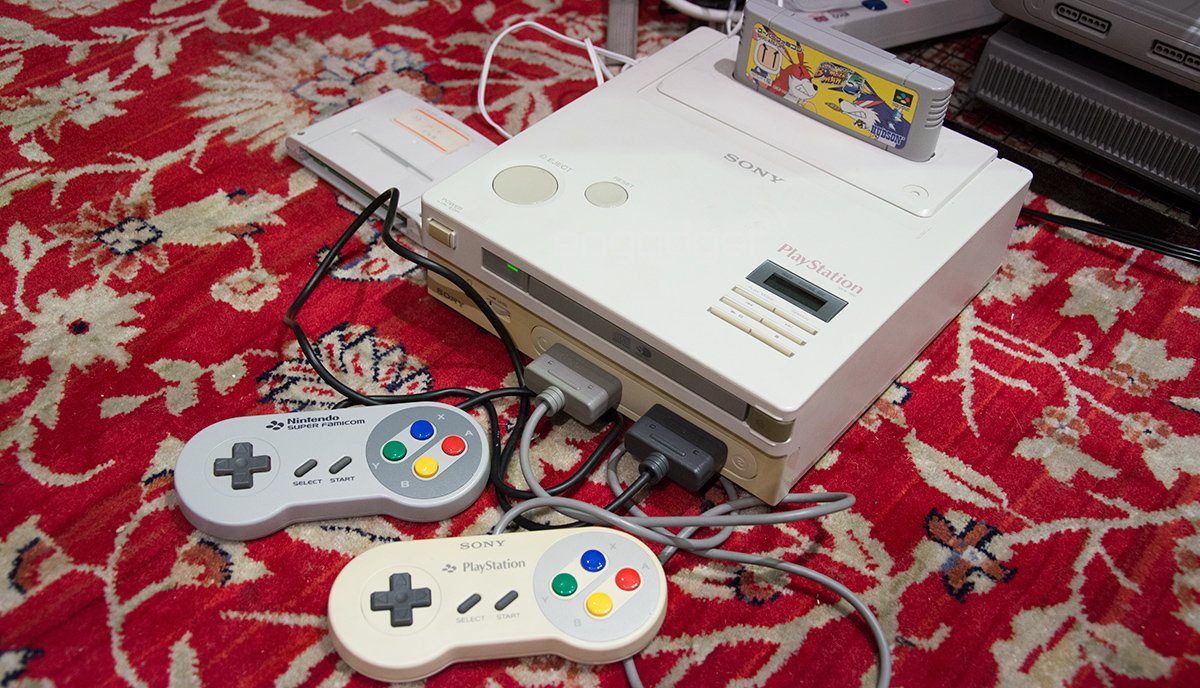 Nintendo PlayStation console worth over $1M