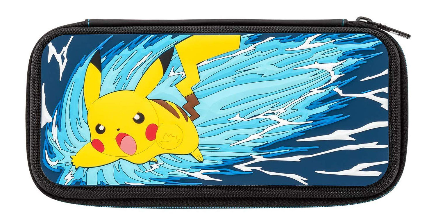PDP's Nintendo Switch Pikachu Deluxe Case drops to $15 (25% off), more from $6