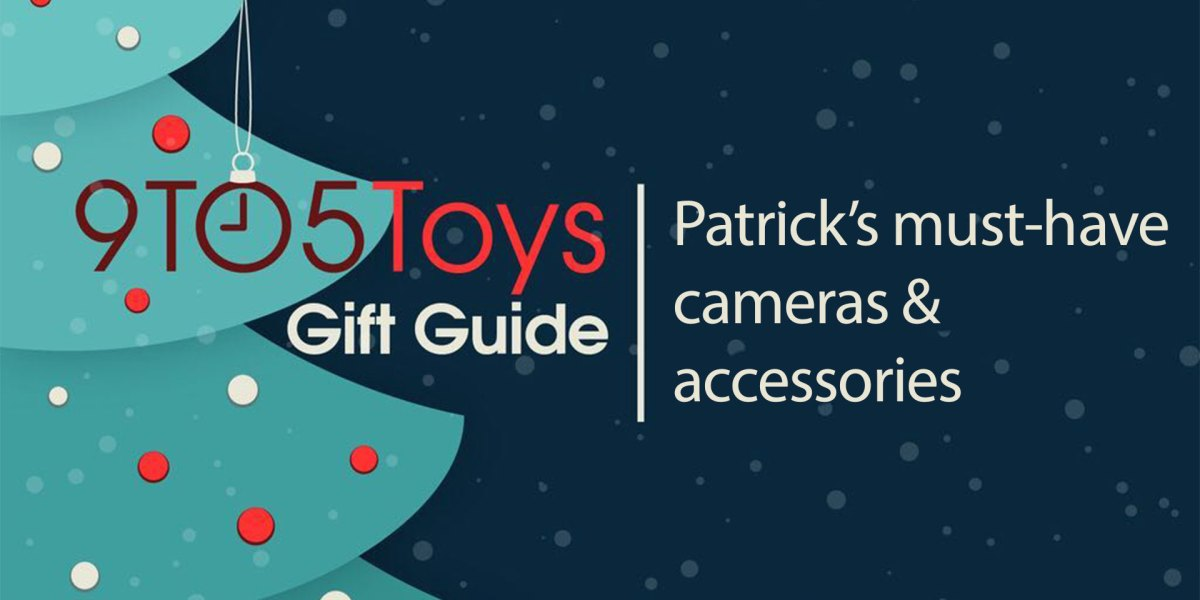 Patrick Photography Gift Guide
