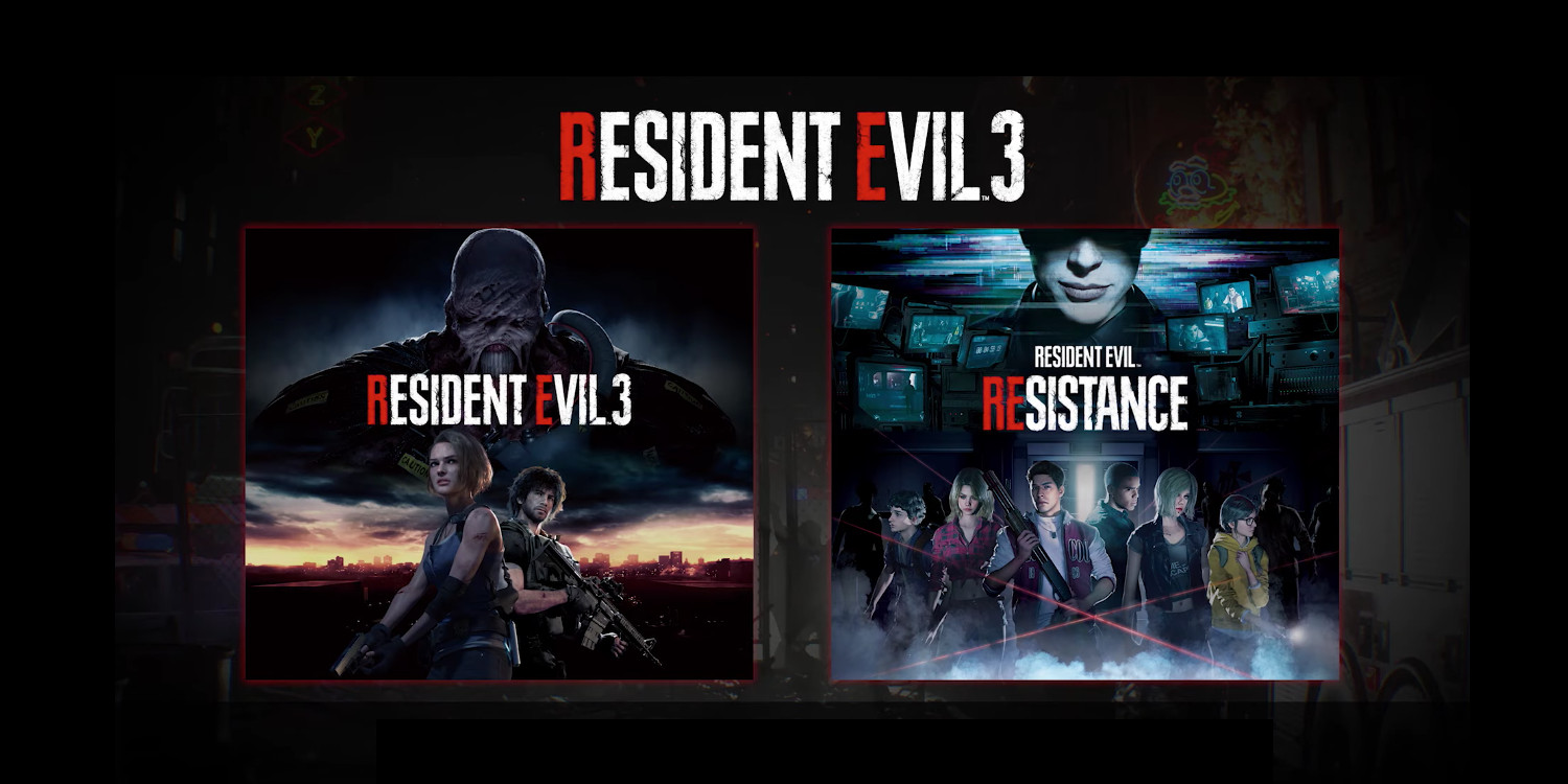 Resident Evil 3 remake release date now official + first look at gameplay
