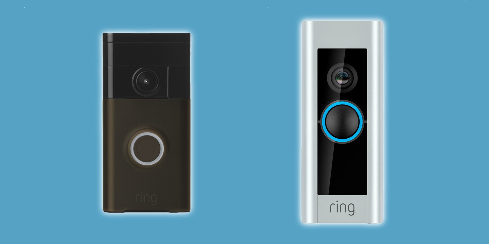 Outfit the front door with one of these Ring Video Doorbells from $69