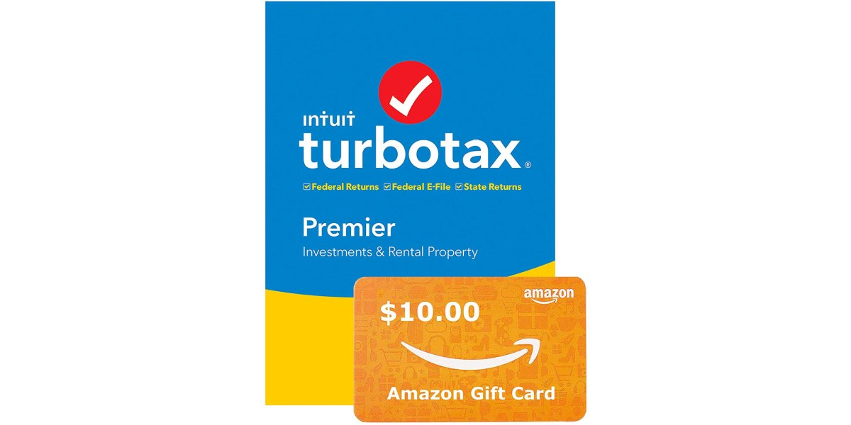 Prep For April With Amazon S Gold Box Deals On Turbotax From 30 9to5toys