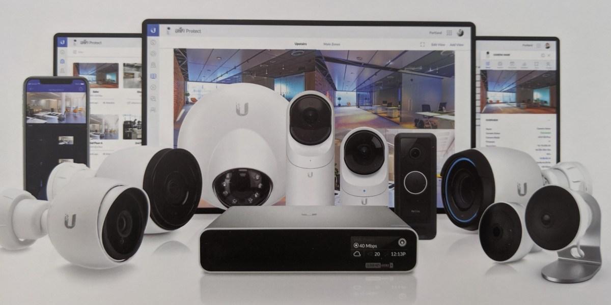 Ubiquiti video doorbell