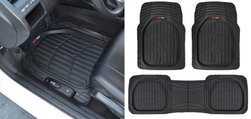 all-weather car mats