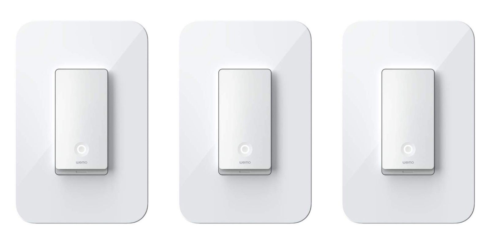 Take 30% off Wemo's 3-Way Smart HomeKit Light Switch at a new low of $35