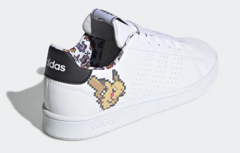 Look at the new adidas Pokémon shoes