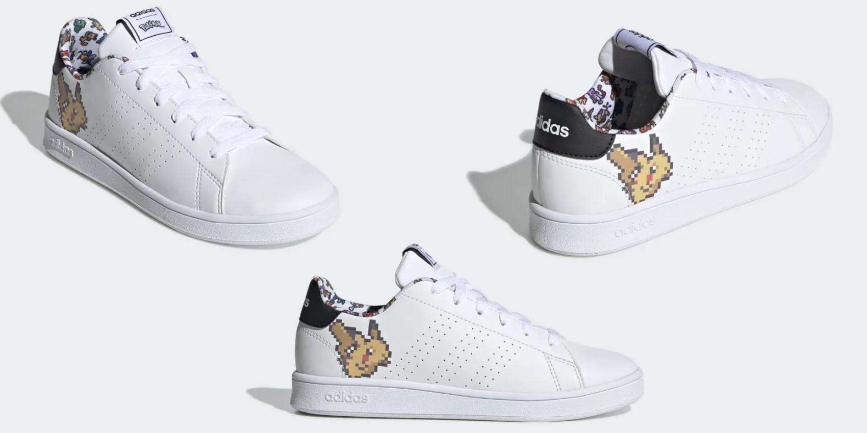 New adidas Pokémon shoes are definetly