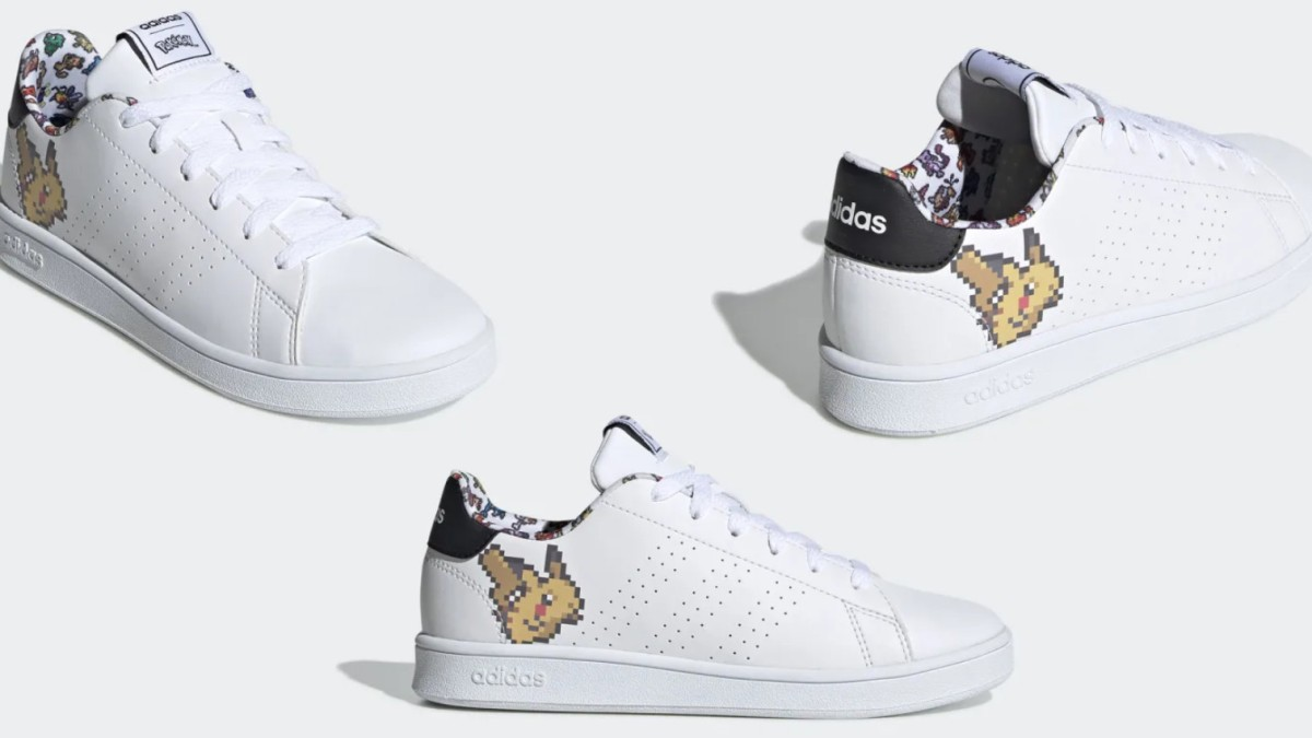 New adidas Pokémon shoes