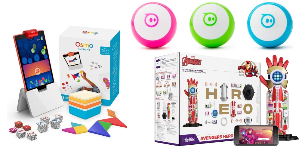 Save Up To 38 On Sphero Littlebits And Other Steam Learning Toys From 5 9to5toys