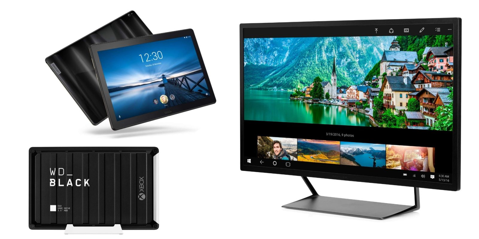 Save up to 45% on monitors, tablets, and more in today's Gold Box from $51