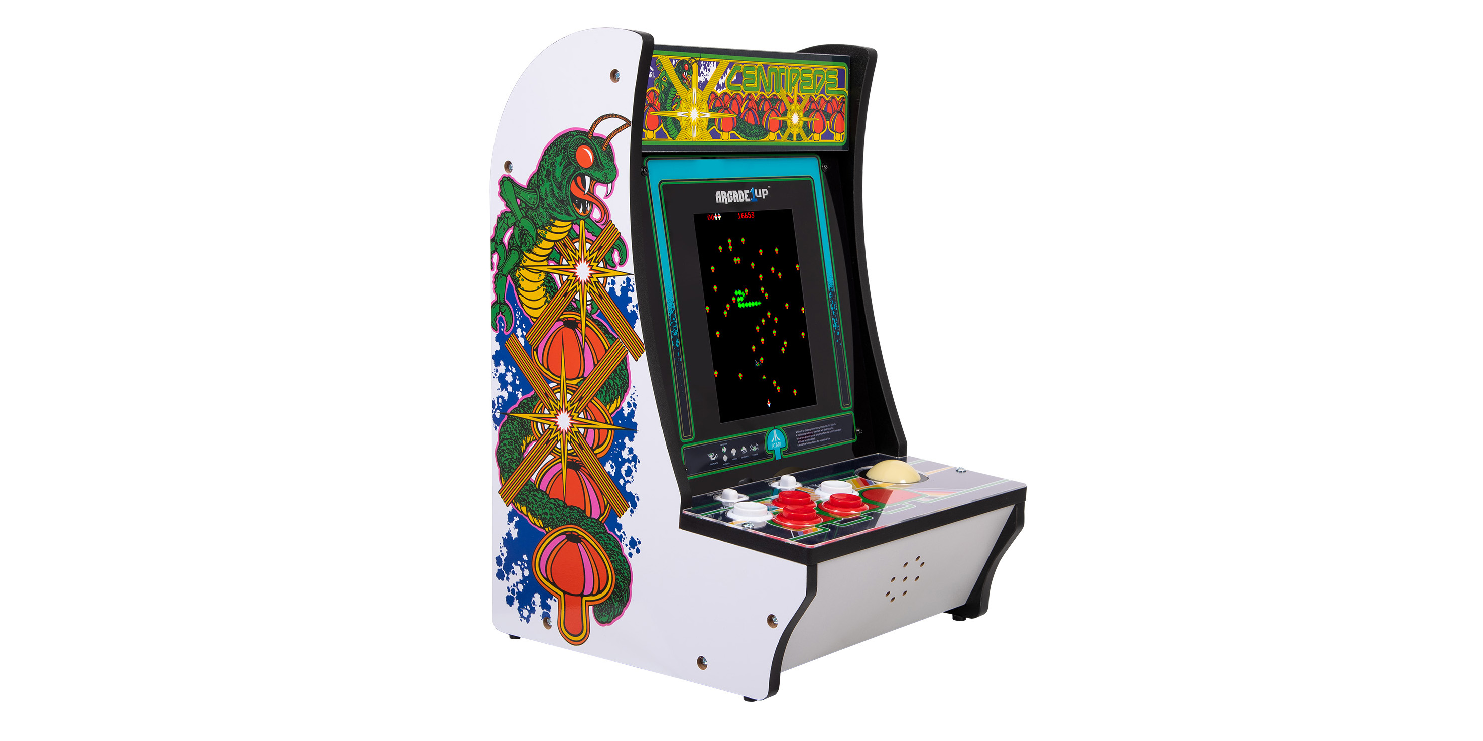 Arcade1up Counter Arcade Machines Hit New Lows At 100 50 Off 9to5toys