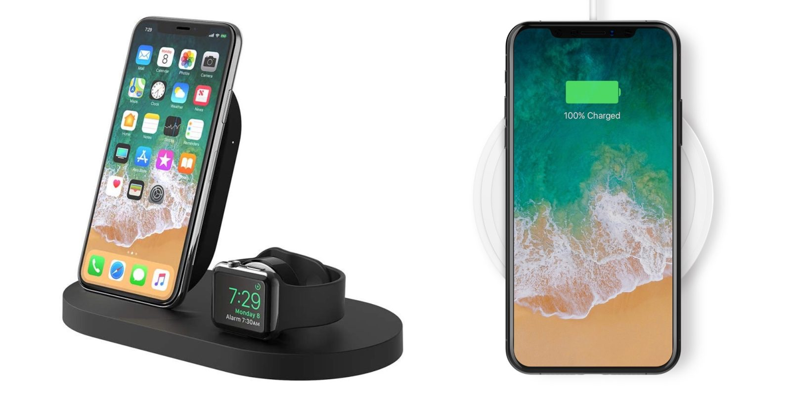 Save 25% on Belkin's collection of iPhone charging docks, cables, and more