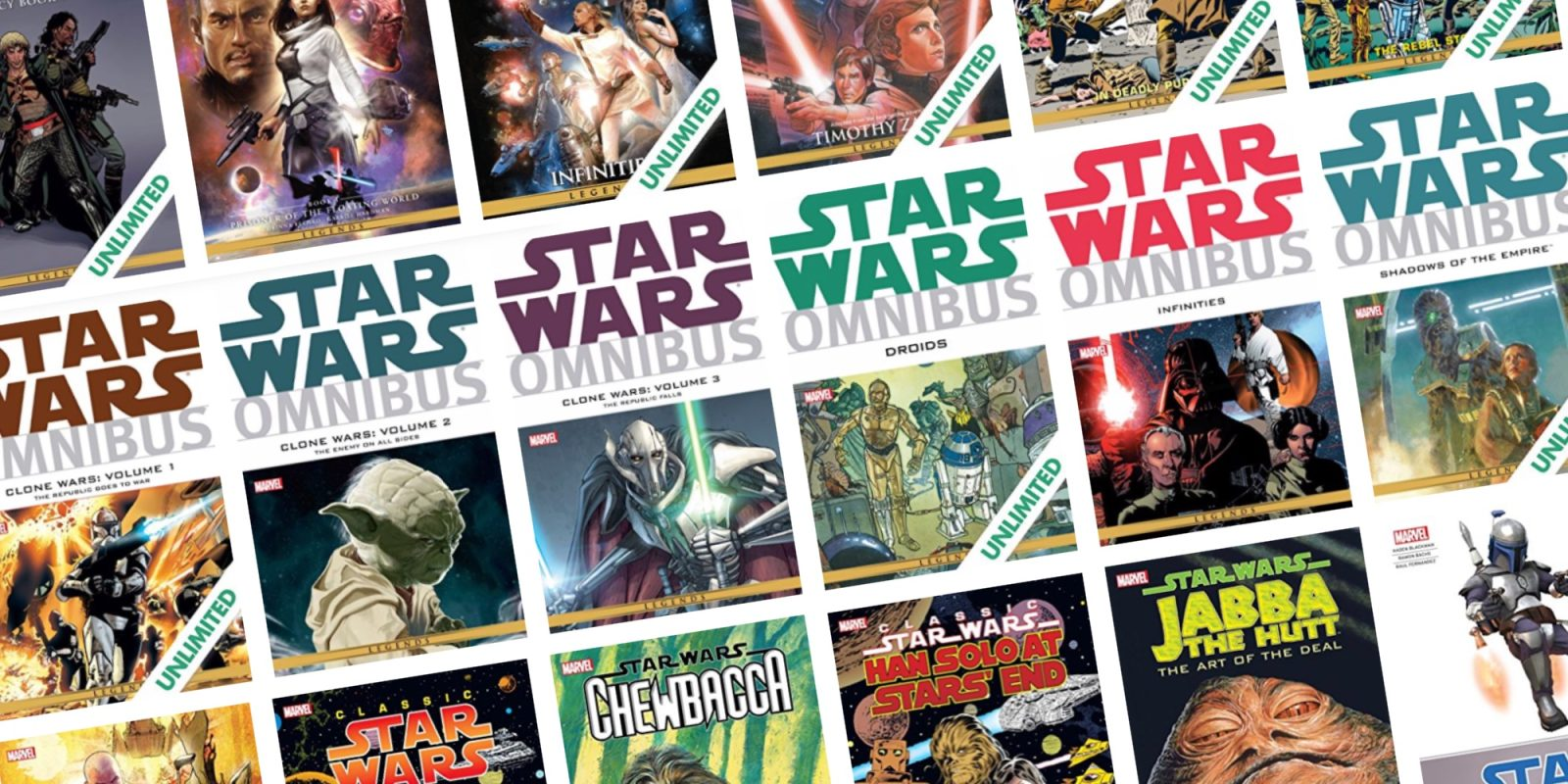 ComiXology discounts Marvel Star Wars and DC comics with deals from under $1