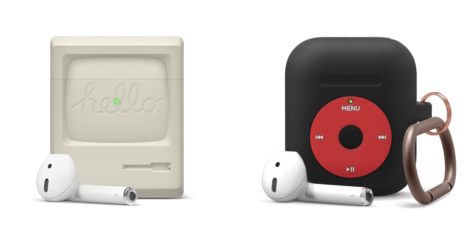 elago's latest vintage-inspired AirPods cases are on sale from $9