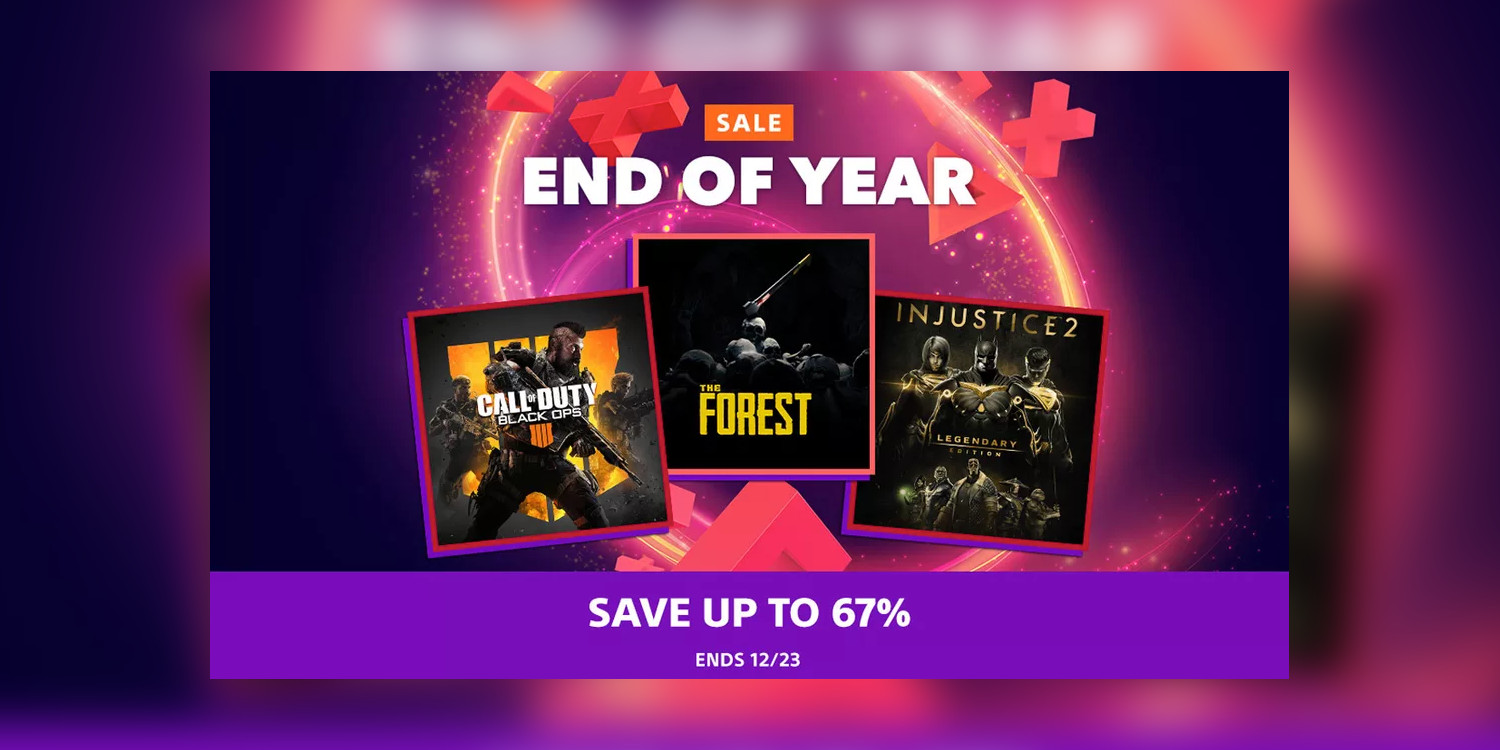 Sony launches gigantic holiday PSN sale with hundreds of games up to 67% off