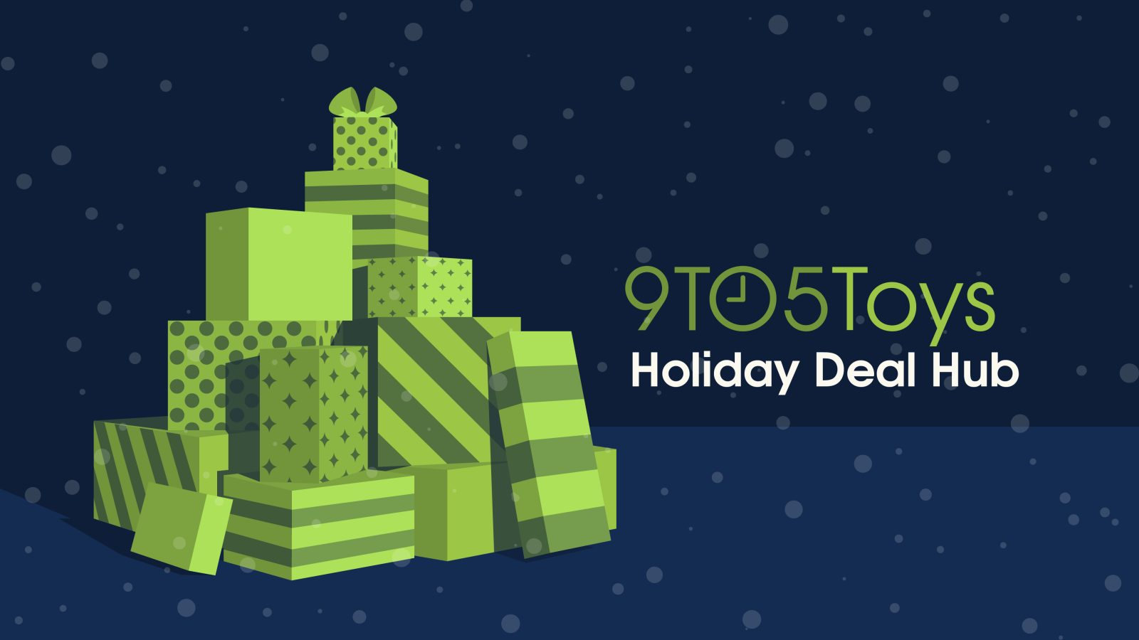 Holiday Deal Hub: Exclusive deals on tech for 9to5Toys readers