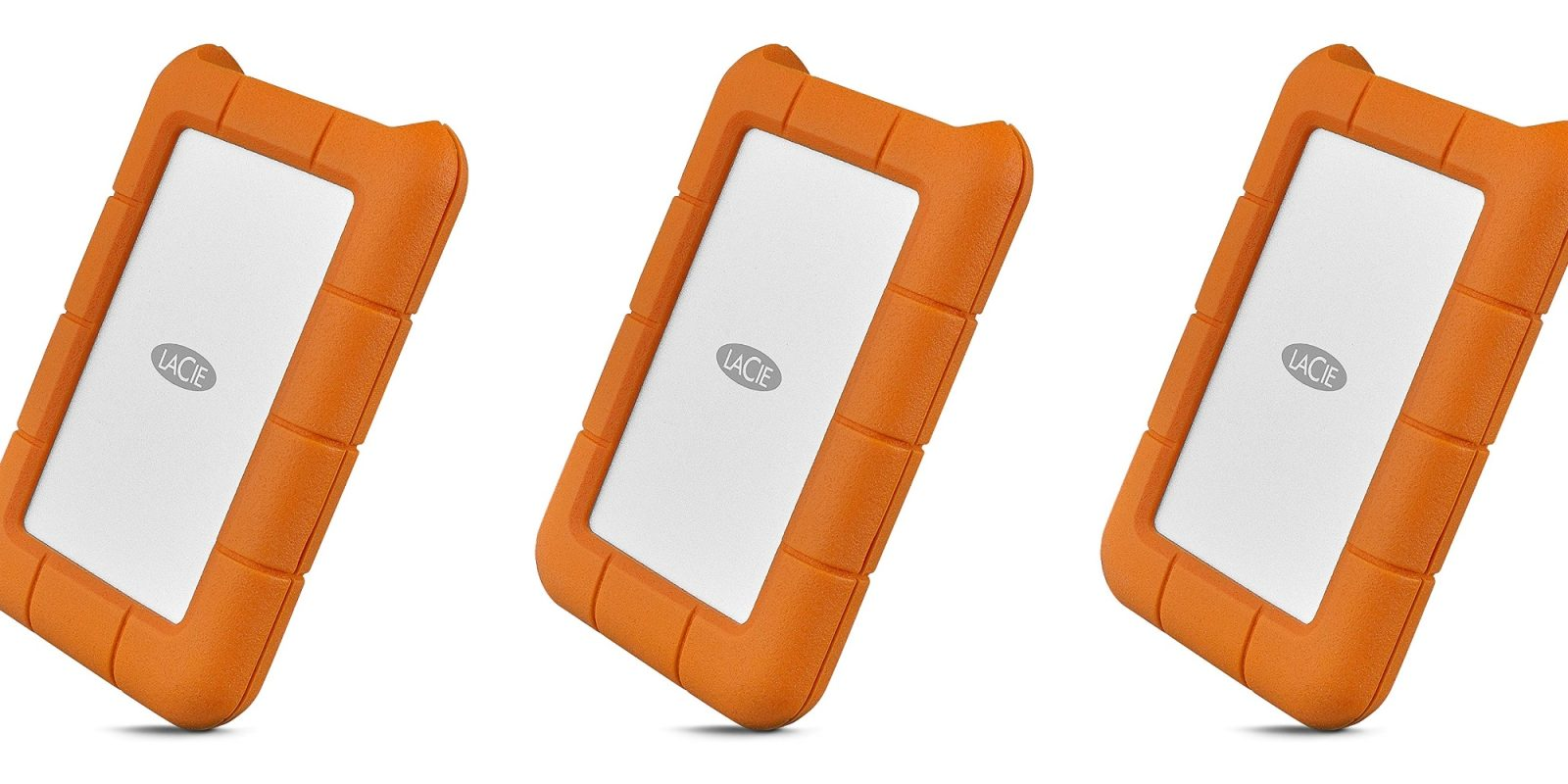 LaCie's Rugged 4TB Portable USB-C Hard Drive falls to new low: $110 ($50 off)