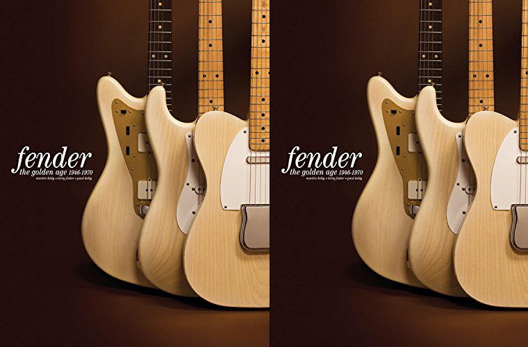 Musicians gift guide - Fender Book