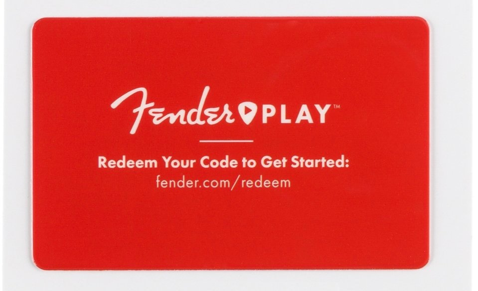 Musicians gift guide - Fender Play