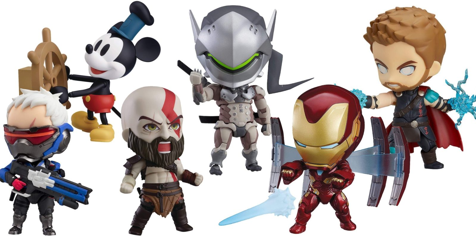 Amazon takes up to 60% off Nendoroid figures: Avengers, Overwatch, more from $20