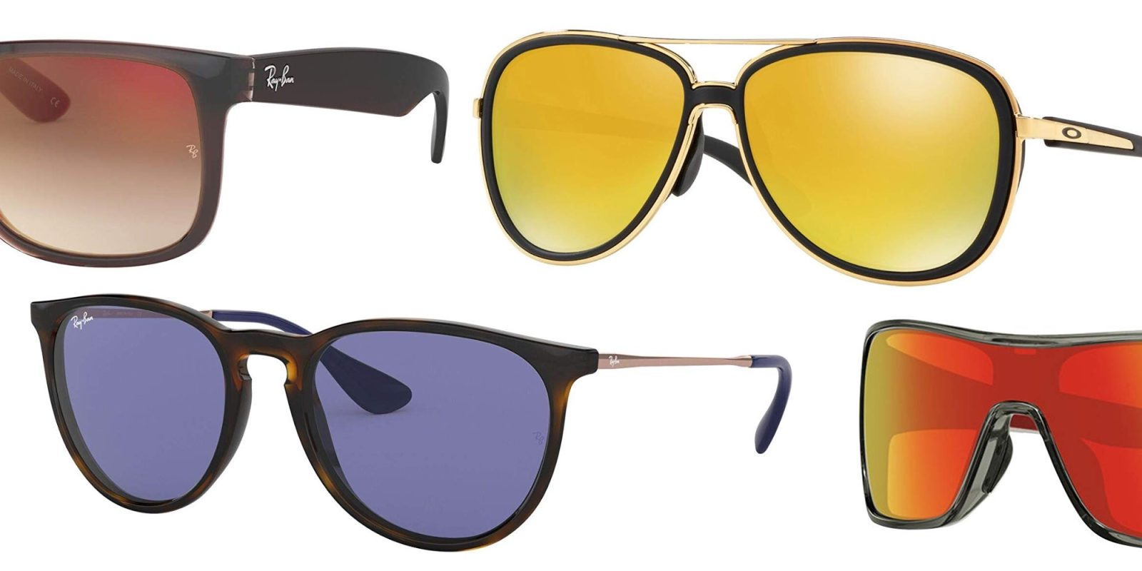 Amazon slashes up to 50% off Oakley and Ray-Ban sunglasses starting at $64