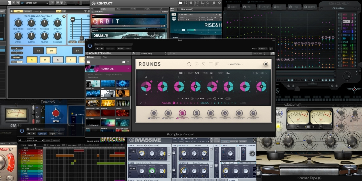 Best plug-in deals for Logic Pro users