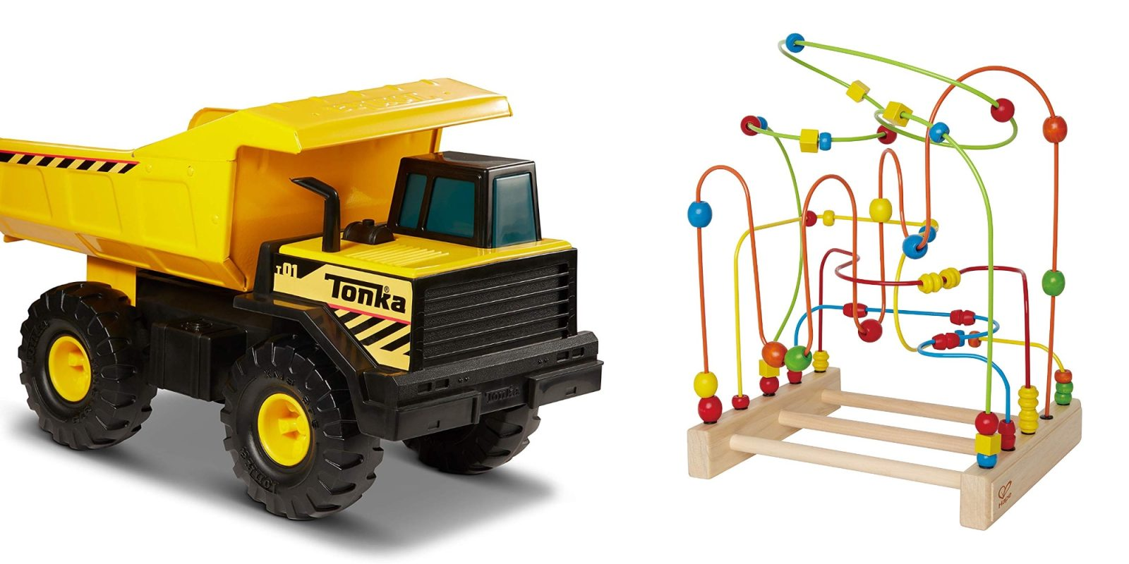 Save up to 44% on toys from Tonka, Battat, Melissa & Doug, more starting at $5