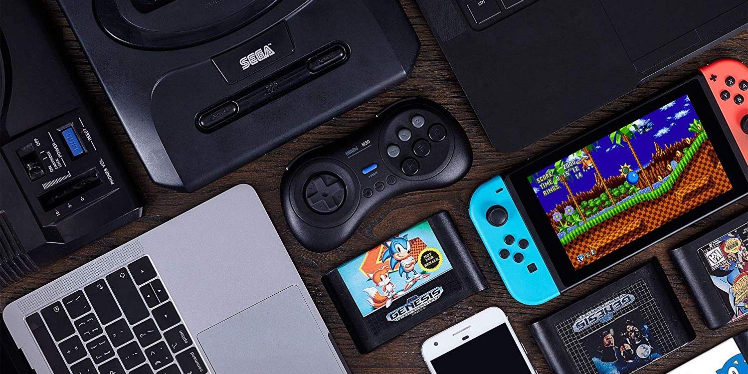 8Bitdo's M30 Bluetooth Gamepad for Switch, Mac, PC drops to $25.50 at Amazon