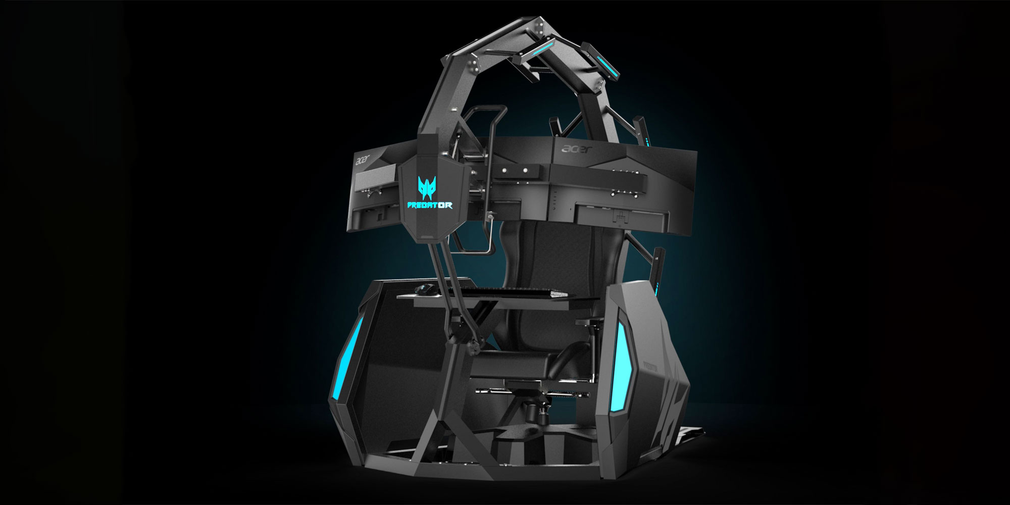 Acer Predator Thronos Air Gaming Chair CES 2020