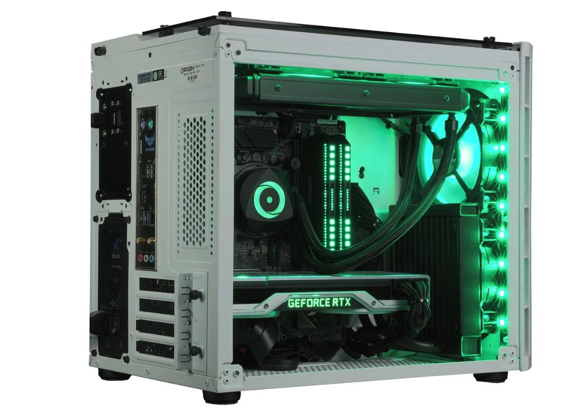 Big O Origin PC