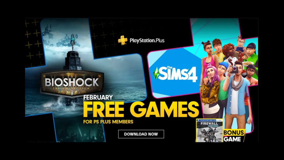 February PlayStation Plus free games