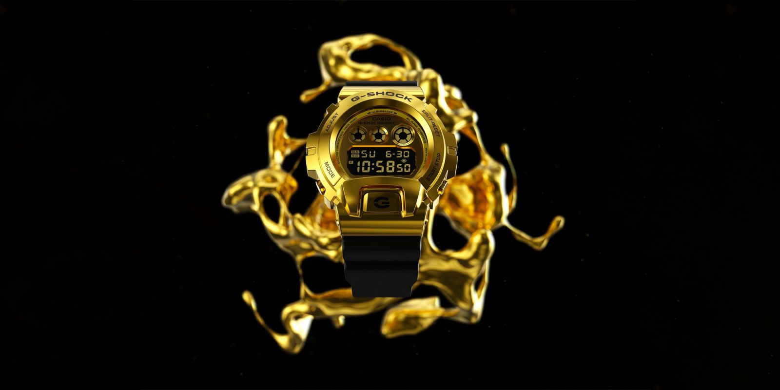 G-Shock to get all-new luxury forged metal bezel watches for spring from $180