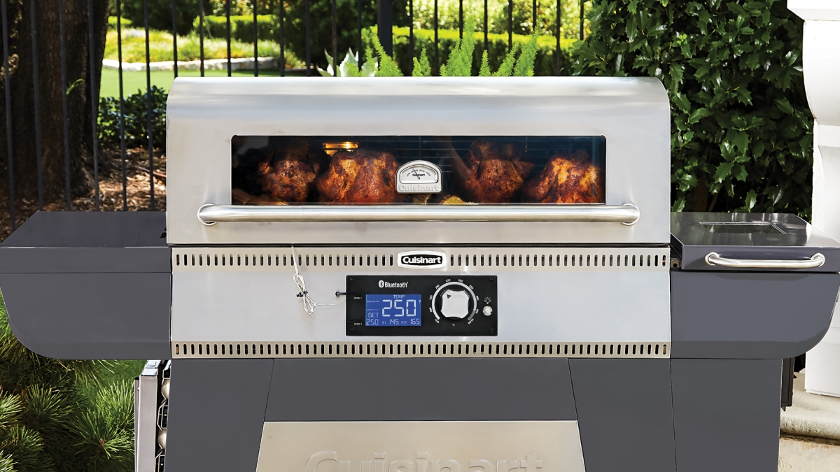 Cuisinart smart grills