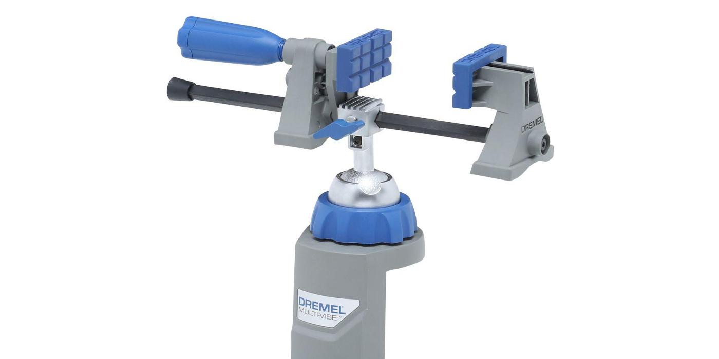 Dremel's multi-function Rotary Tool Vise hits Amazon low at $15.50 (Reg. $24+)