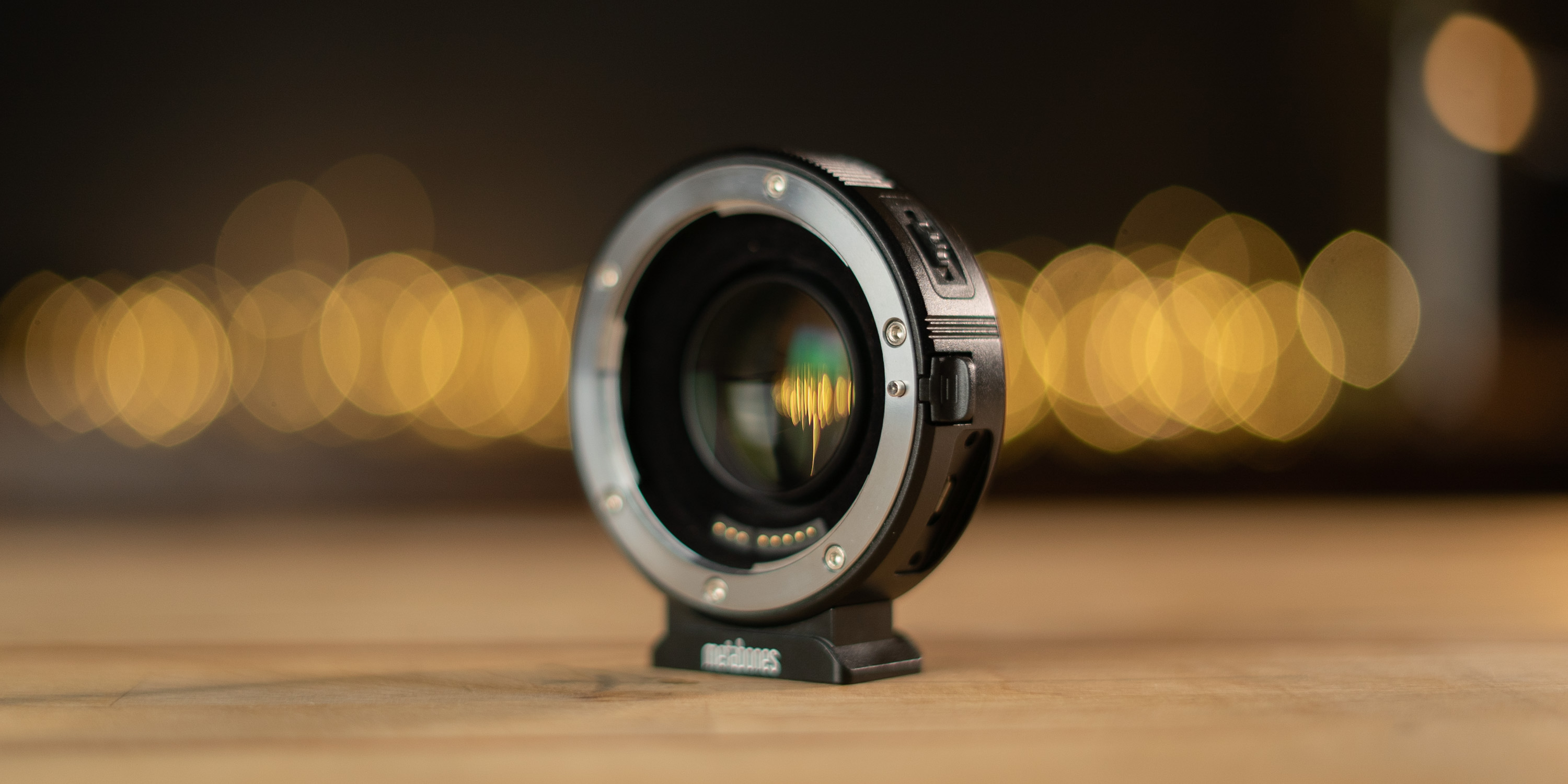 Metabones EF to RF Speedbooster
