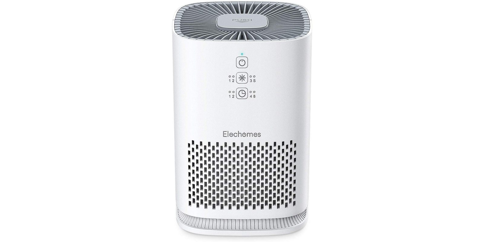 Prep for spring allergies with this HEPA air purifier at $35 (50% off)