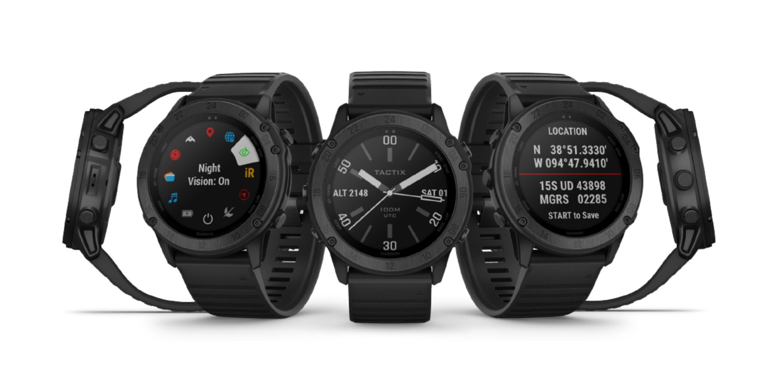 New privacy-focused Garmin tactix Delta Smartwatch has a built-in kill switch