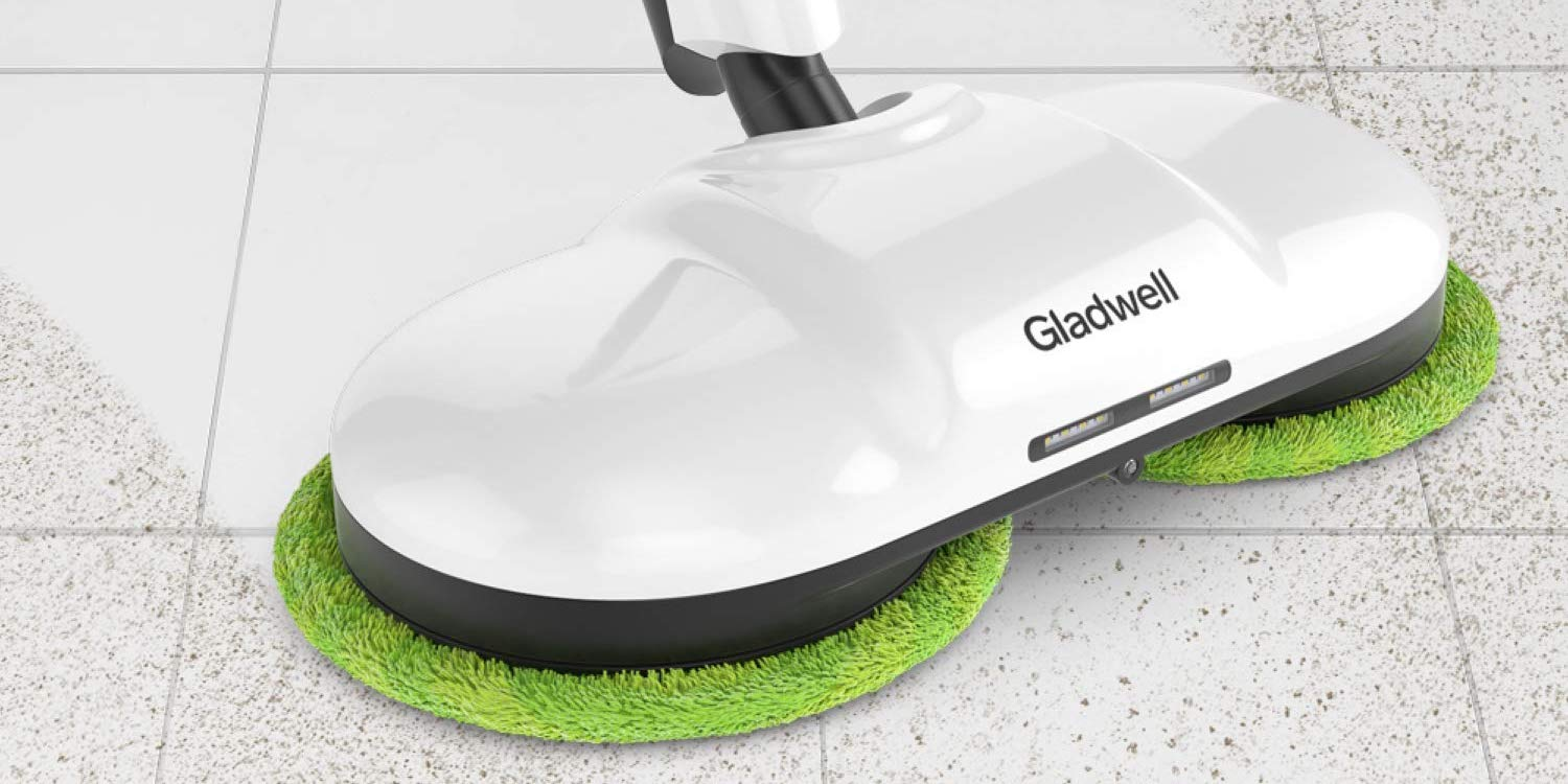 Get the floors squeaky clean with Gladwell's Cordless Mop at $100 (Reg. $170)