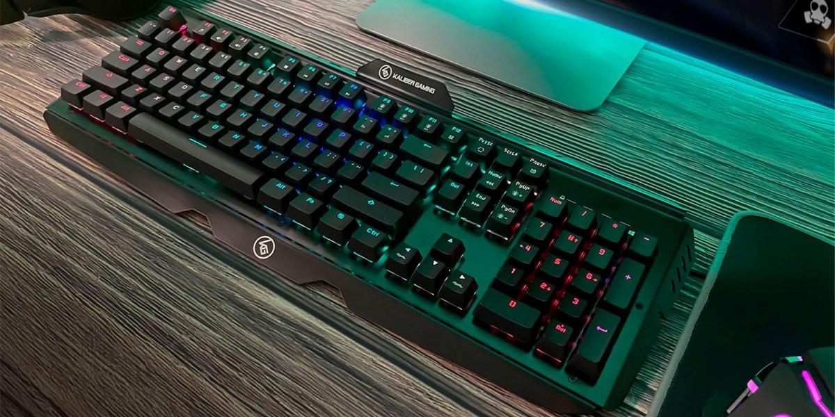 HVER Pro X Optical Mechanical Keyboard
