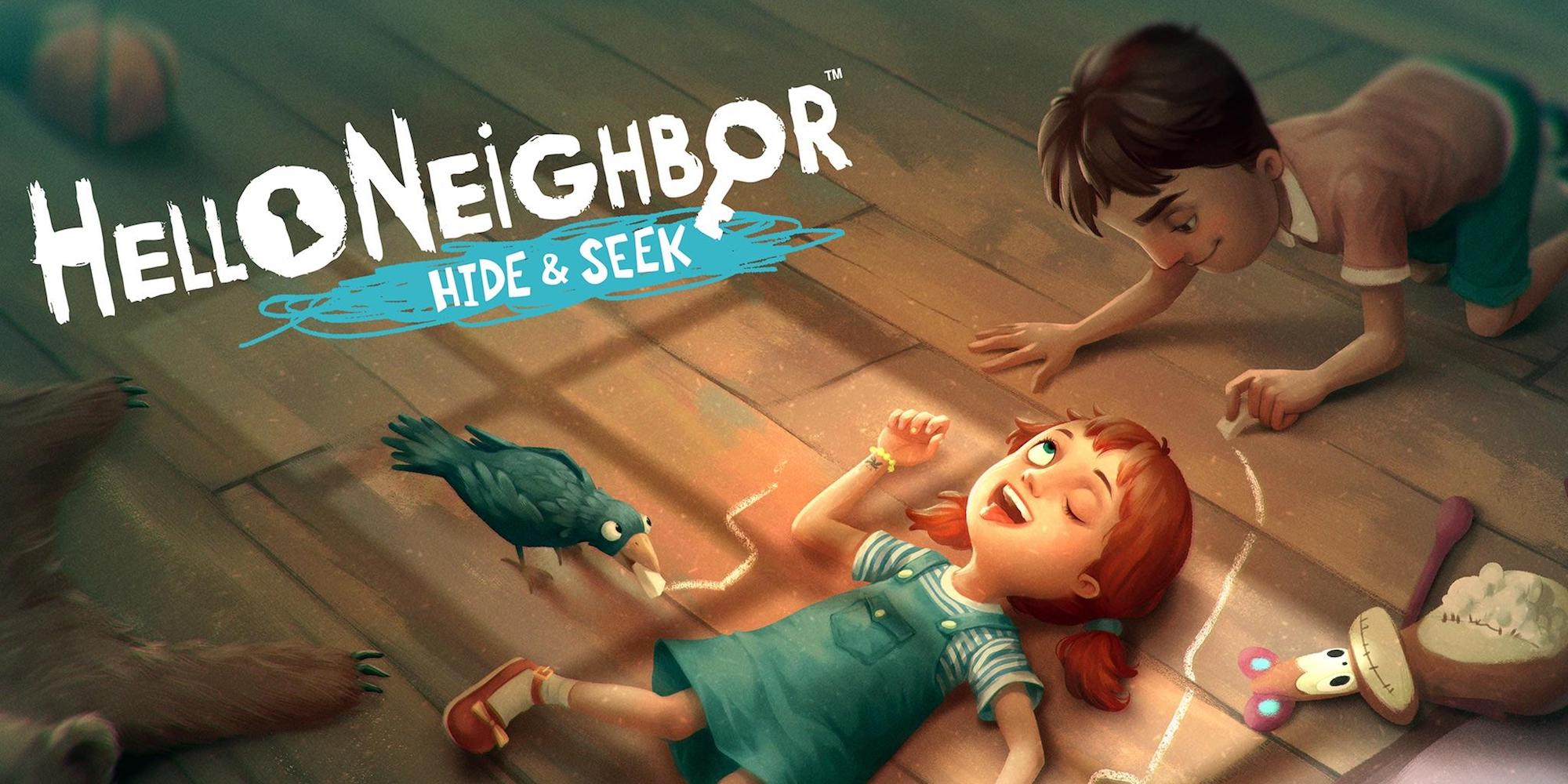 Hello neighbor for mac computer