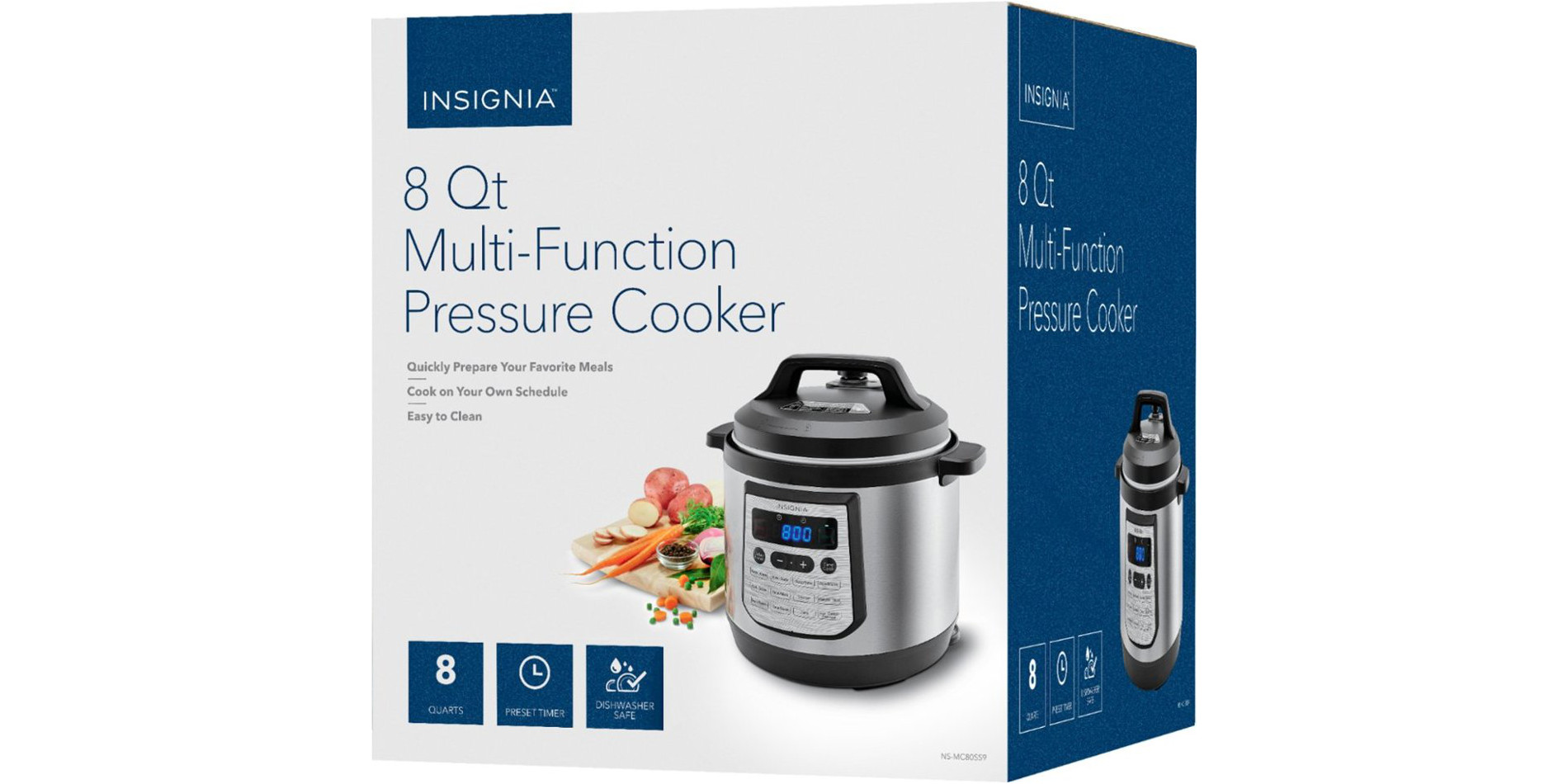 Prep meats, desserts and more in this 8-Qt. multi cooker for $40 (Reg. $80+) - 9to5Toys