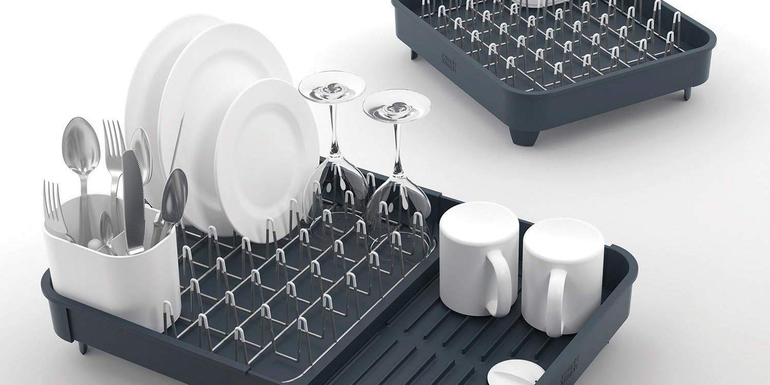 Upgrade Your Dish Rack For 30 With This Joseph Joseph