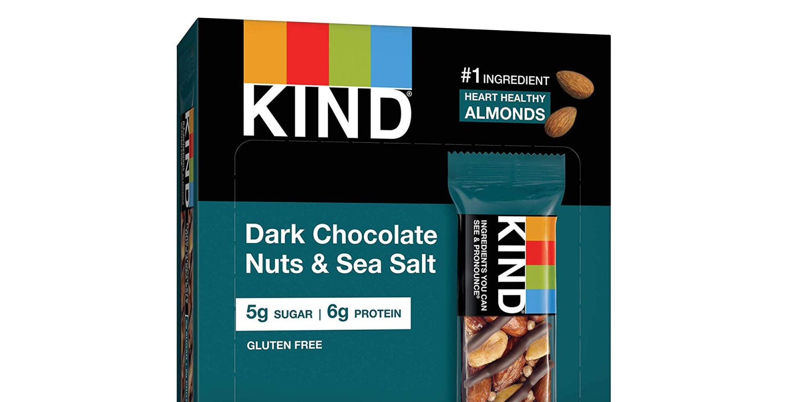 Amazon 1-day protein bar/snack sale from $8: KIND, RXBAR, Kashi, and more