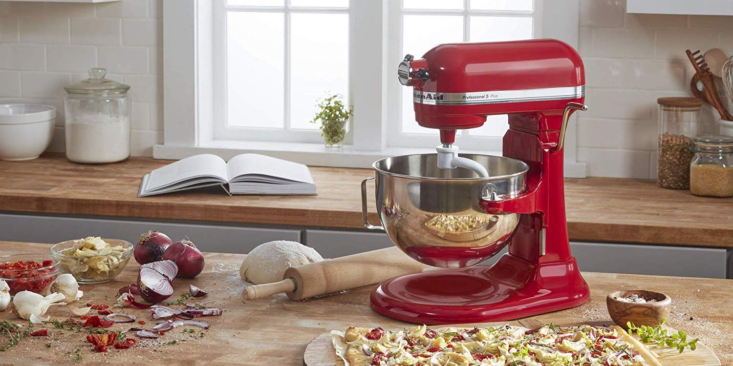 Bake like a pro with a KitchenAid Lift Stand Mixer from $190 (Reg. $320+)