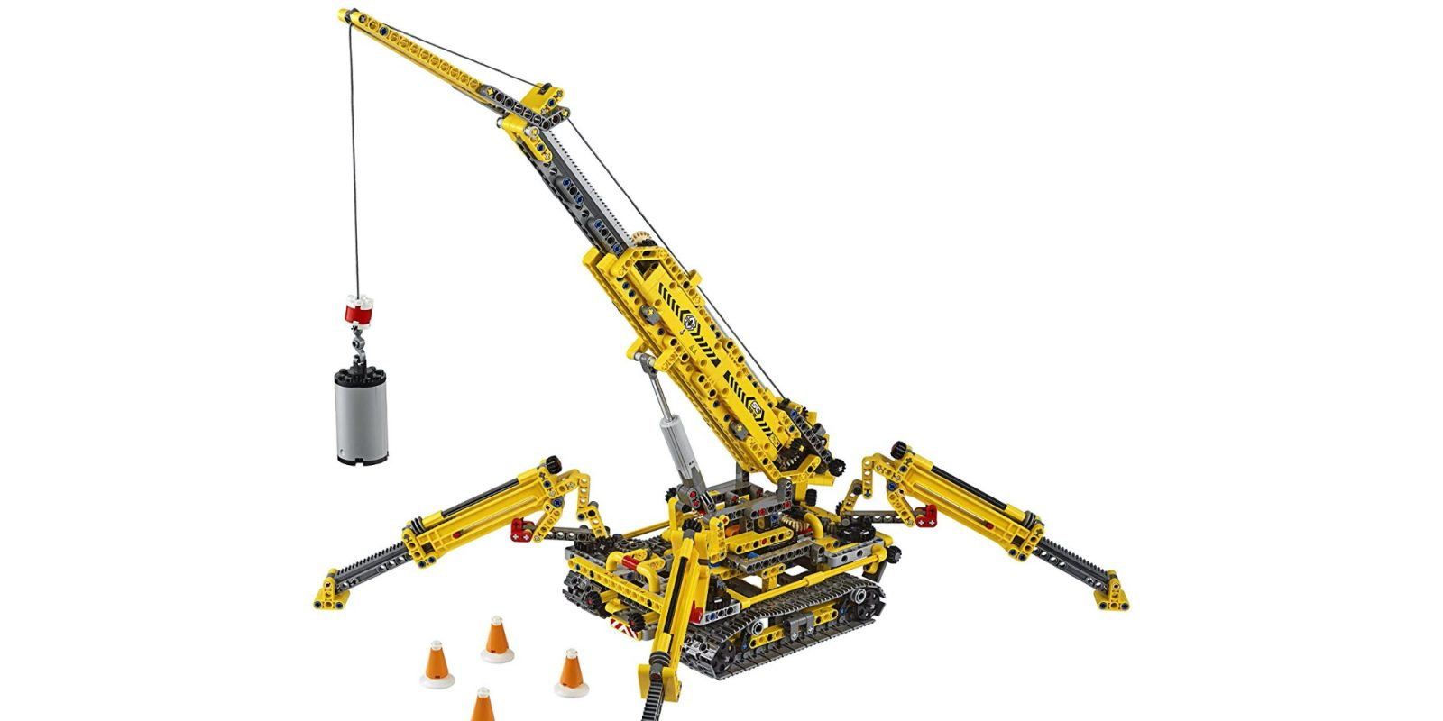 LEGO's Technic Crawler Crane measures 20-inches long at $80 (New low, 20% off)
