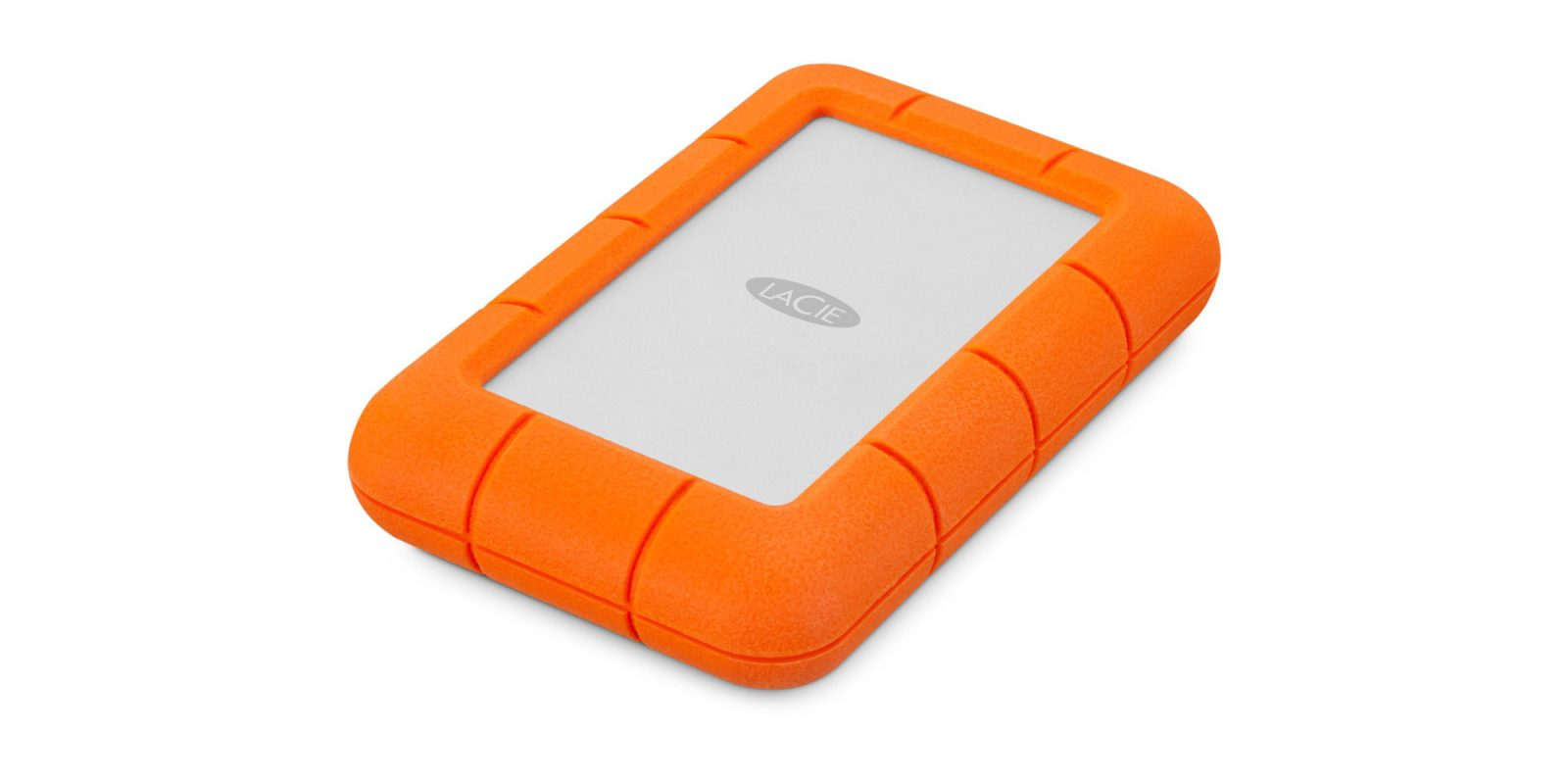 LaCie's drop, crush, and water-resistant 4TB USB 3.0 External HDD falls to $120