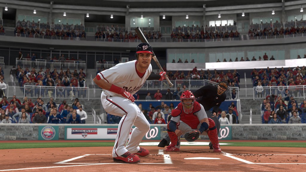 Here is the first MLB The Show 20 gameplay footage