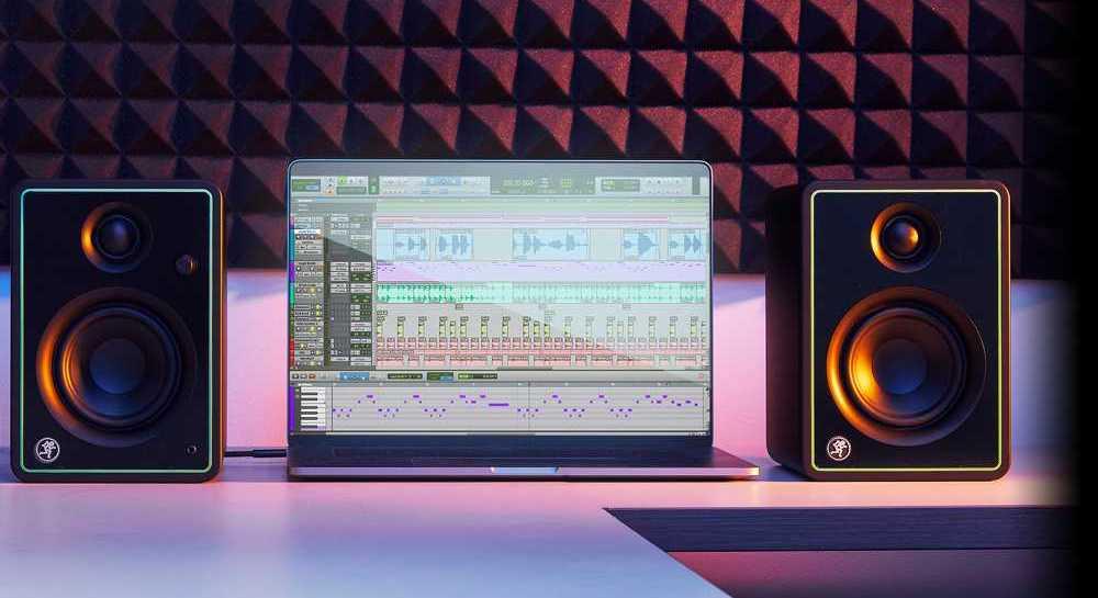 New Mackie studio monitors from NAMM 2020